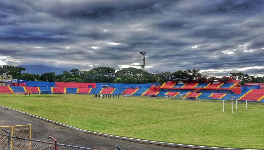 El último encuentro en realizarse en cubil felino, data de los Cuartos de Final del torneo Clausura 2018, en el cual santanecos cayeron derrotados contra CD Audaz por marcador de 2-3. Foto CD FAS