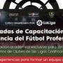 LaLiga organiza jornadas de formación en temas de dirigencia deportiva para Liga Pepsi